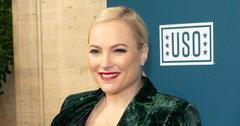 Meghan McCain Wearing Green
