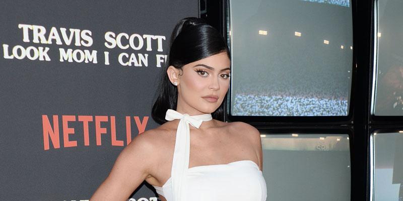 Kylie Jenner On Red Carpet
