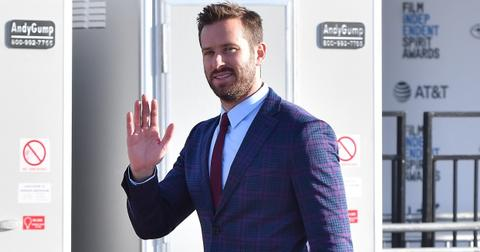 armie hammer cannibal dms scandal upcoming projects cutting room floor
