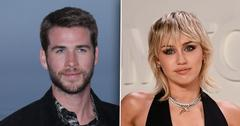 //Miley Cyrus Liam Avoid Each Other PP