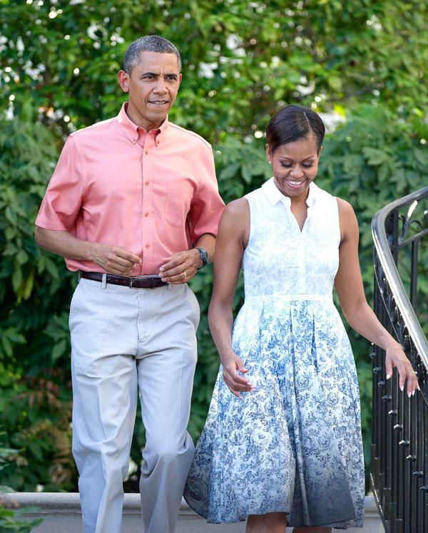 Michelle Obama Best Dressed