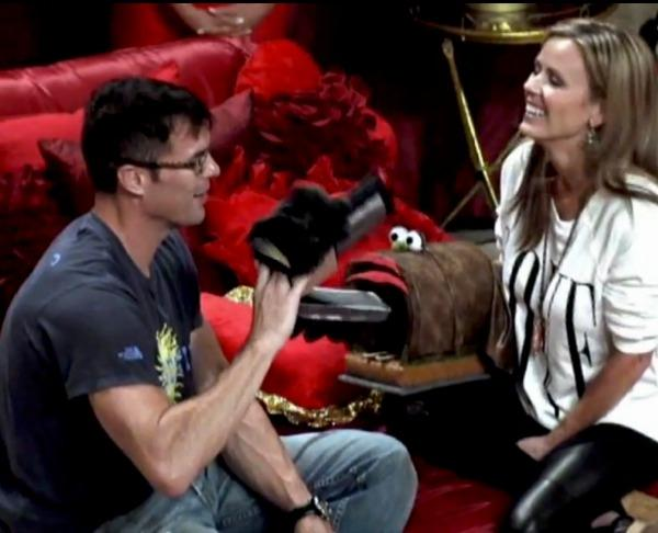 Trista and Ryan Sutter on Marriage Boot Camp Reality Stars