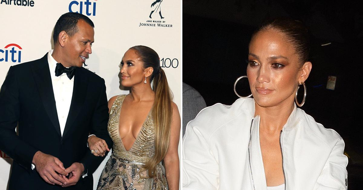 jennifer lopez alex rodriguez split breakup feeling sad pf