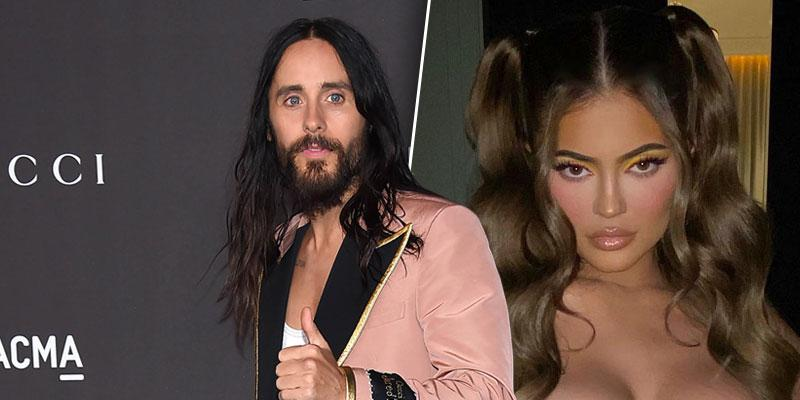 Kylie Jenner, Jared Leto And More: Sexy Celeb Pics To Encourage Voting