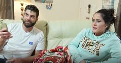 jenelle evans pregnant husband david eason confirms pp