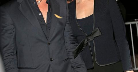 Renee Zellweger holds boyfriend Doyle Bramhall II's hand in New York City