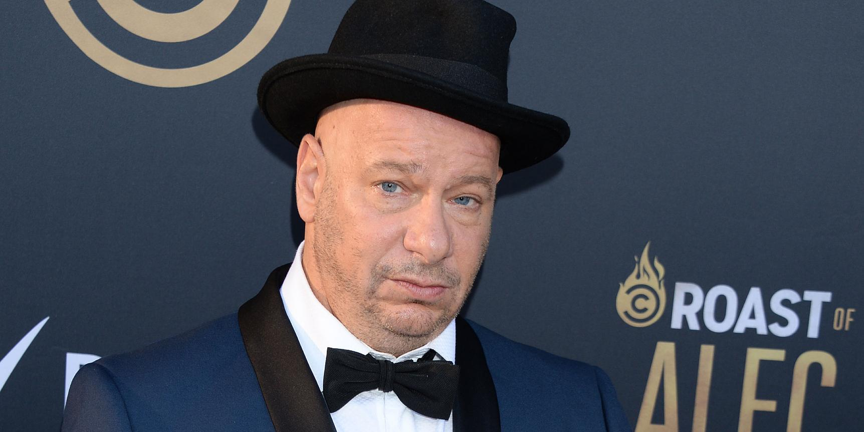 Jeff Ross at the Comedy Central Roast of Alec Baldwin