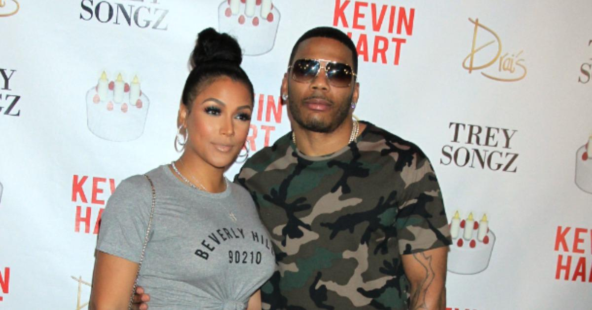 nellys longtime girlfriend shantel jackson confirms via instagram that they are no longer together