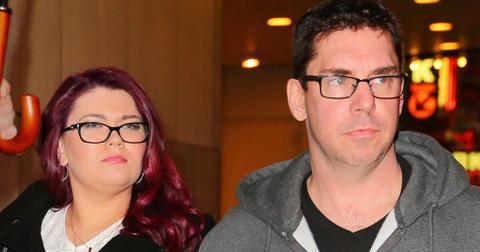 EXCLUSIVE: First shots of Amber Portwood with fiancee Matthew Baier and new engagement ring out and about in NYC