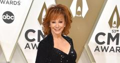Reba McEntire at the The 53rd Annual CMA Awards