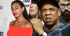 Solange Knowles & Jay Z Feuding Saint Heron Website