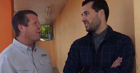 Jeremy vuolo father in law jim bob duggar pp