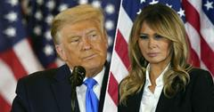 Melania Trump 'Cannot Wait' To Get Back To NYC Following 2020 Election