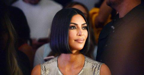 Kim Kardashian Shares Sweet Note From Her Kids To Social Media