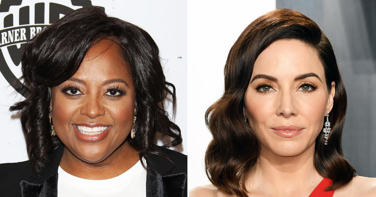 sherri shepherd and whitney cummings to guest hosting the wendy williams show as leah remini receives mixed reviews ok