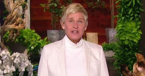 Ellen Degeneres First Monologue of Season 18 scandal