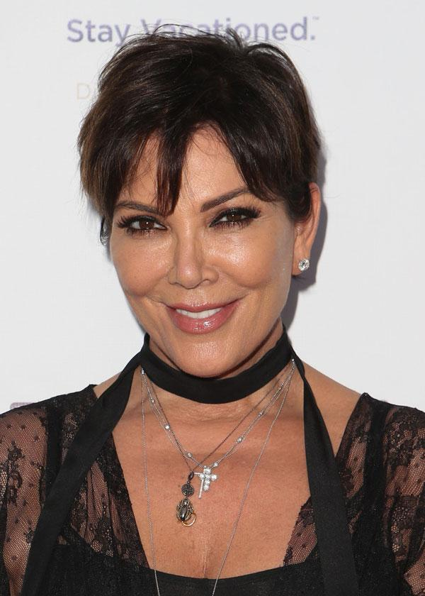 Kris Jenner Wont Pose Nude in Playboy, Say No One Wants