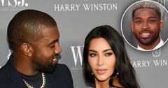 Kim Kardashian & Husband Kanye West Enjoy Date Night At Lakers Game