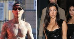 travis barker kourtney kardashian tattoo
