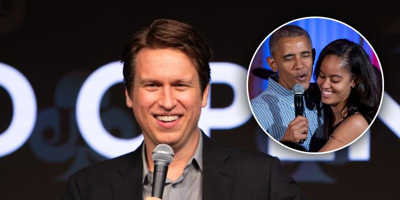 Pete Holmes Malia Obama PP