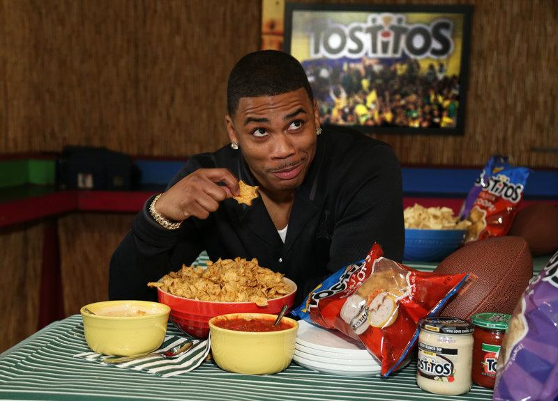 Nelly Hosts the Tostitos Fiesta Bowl Pre Game Party