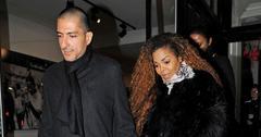 Janet jackson divorce moves out london mansion hr