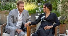 meghan markle prince harry interview oprah winfrey jada pinkett smith serena williams celeb reactions