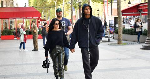 Kourtney kardashian younes bendjima relationship