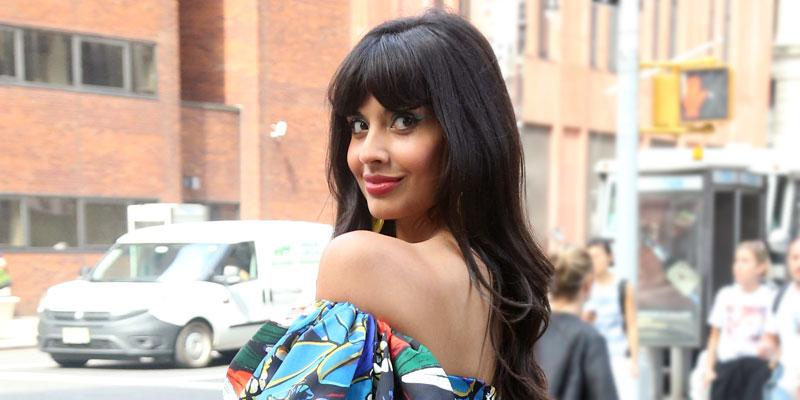 Jameela Jamil Responds To Skincare 'Privilege' Comment