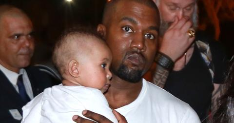 EXCLUSIVE: ***PREMIUM EXCLUSIVE RATES APPLY***STRICTLY NO WEB UNTIL 21.30GMT SATURDAY 7TH MAY 2016*** Kim Kardashian and Kanye West arrive with Saint West as the baby makes first public appearance to the Parque Central hotel in Cuba.
