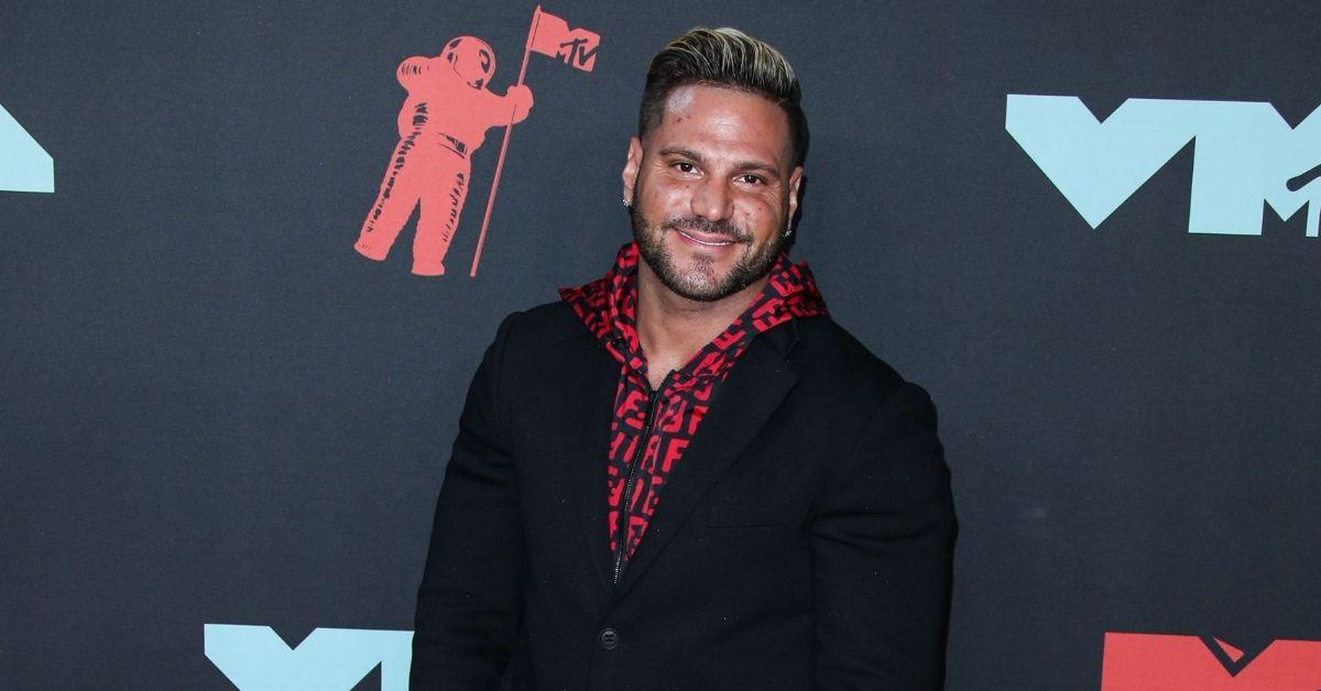 ronnie ortiz magro not charged domestic violence arrest steps back jersey shore family vacation mental health