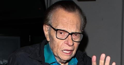 larry king dies dead talk show host coronavirus covid