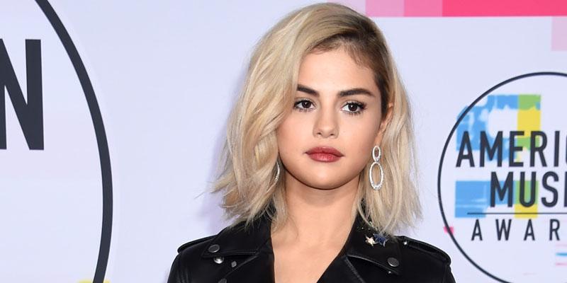 Selena gomez hospitalized mental health details