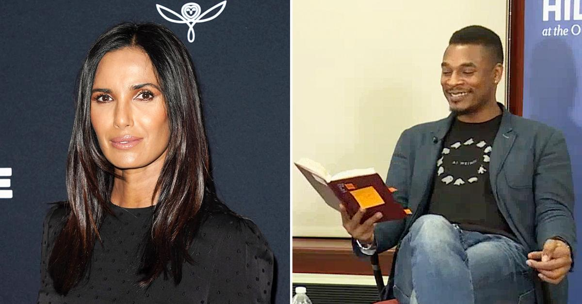 serving up some love top chefs padma lakshmi is dating writer terrance hayes after splitting with adam dell ok