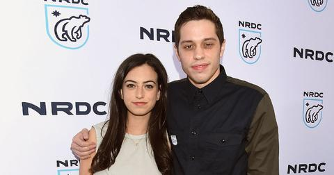 Are [Pete Davidson] & [Cazzie David] On Good Terms? He Reacts To Her Breakup Essay