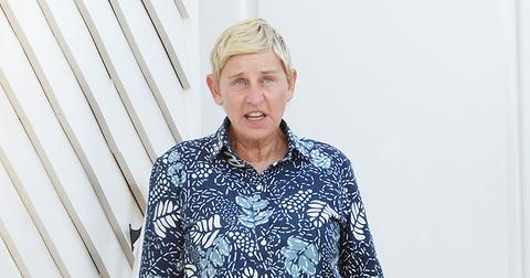 Ellen DeGeneres and Kevin Hart have lunch