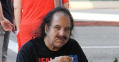 Ron Jeremy having lunch