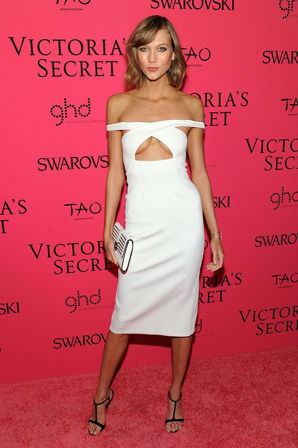 VS Afterparty Karlie Kloss