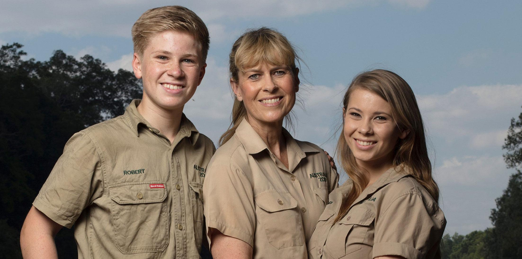 irwin family returning animal planet long