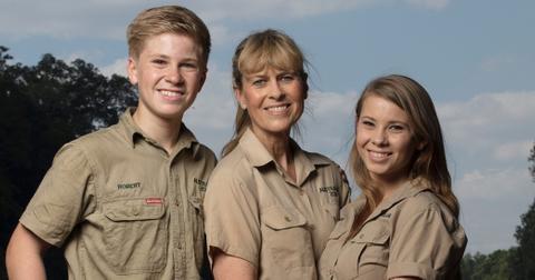irwin family returning animal planet long