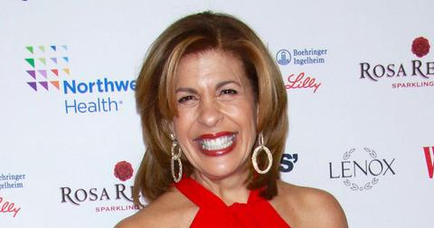 Hoda Kotb Regrets Talking About Her 'Landing Strip'