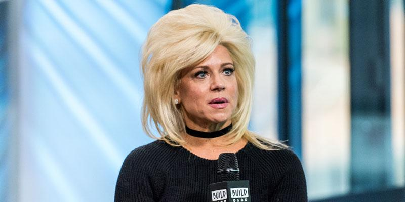 theresa caputo church alone split husband larry pp