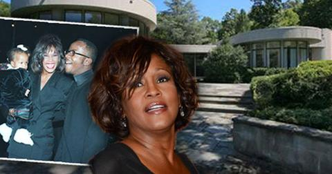 Whitney houston death mansion national enquirer investigates ok hero