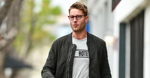 Justin hartley coffee break this is us main