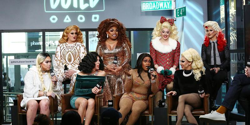 """Build Presents The Cast Of """"Shade: Queens Of NYC"""""""