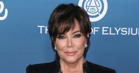 Kris Jenner's Addiction To Sex & Power Allegedly Rooted to father issues