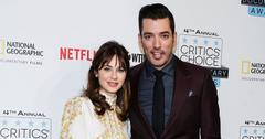 Property Brothers Jonathan Scott And Zooey Deschanel Couple Goals