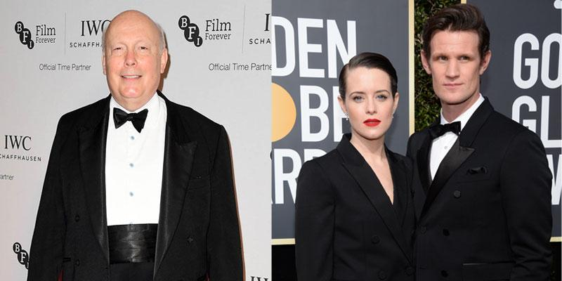 Downton Abbey Creator Julian Fellowes Criticizes The Crown PP