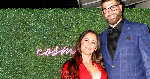 Jenelle Evans Cosmetic Launch David Eason