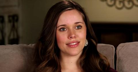 Jessa Duggar Emotional Instagram PP